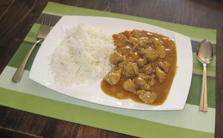 how to cook japanese curry cubes
